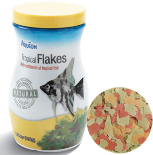 Buy Aqueon Tropical Flakes
