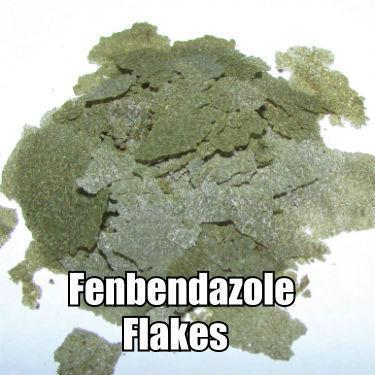 FENBENDAZOLE Anti Parasite Flakes