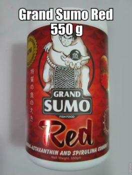 Grand Sumo Red 550 g