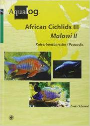 AQUALOG African Cichlids III Malawi II: Peacocks