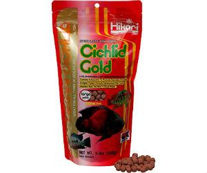 Cichlid Gold vs Cichlid Staple