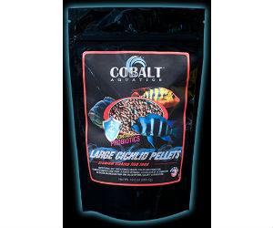 On Sale Cobalt cichlid pellets